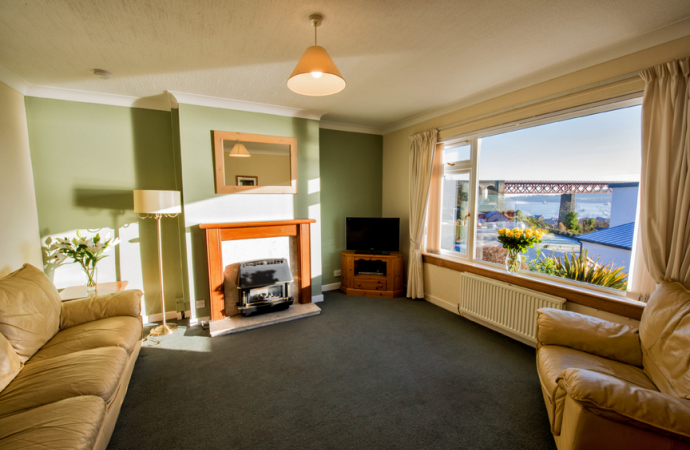 Bowishill Cottage Apartment, Northcliff Holiday Cottages and Apartments, North Queensferry, Fife
