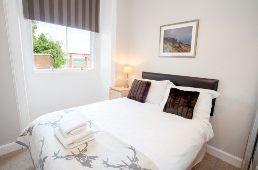 Lomond Apartment, Northcliff Holiday Cottages and Apartments, North Queensferry, Fife