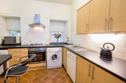Pentland Apartment, Northcliff Holiday Cottages and Apartments, North Queensferry, Fife