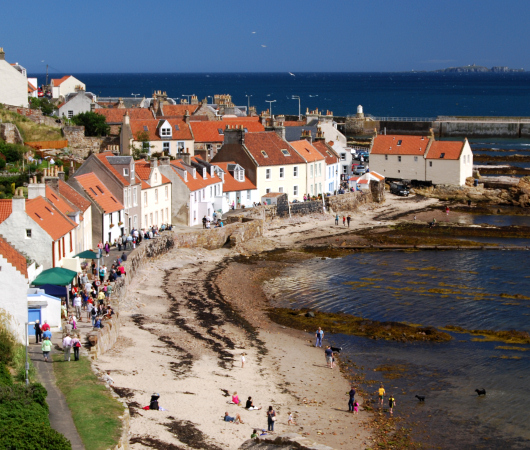 Pittenweem, East Neuk, Fife