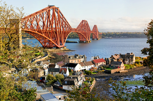 Self Catering Serviced Apartments In North Queensferry